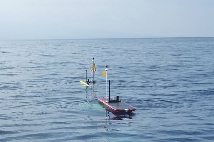 Wave Glider sea robot gets a new version, replete with more power and gear