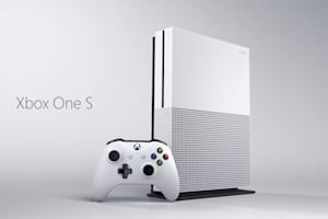 This is the Xbox One S