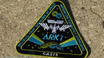 Engadget Giveaway: win one of two CASIS patches, signed by Shepard Fairey!
