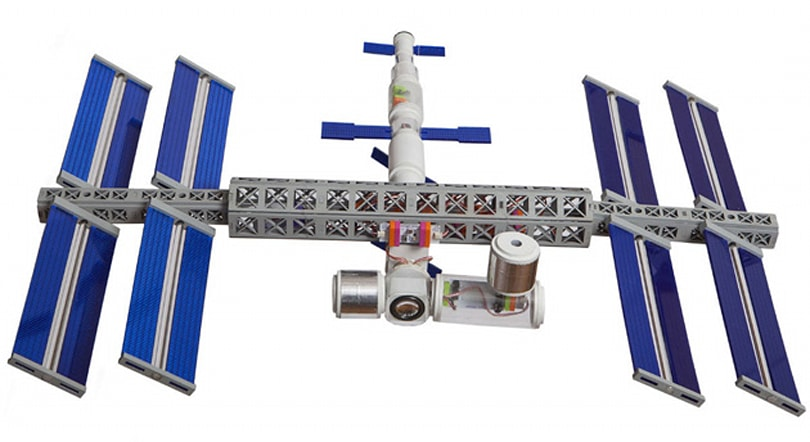 Build your own space station with LittleBits' NASA-approved kit