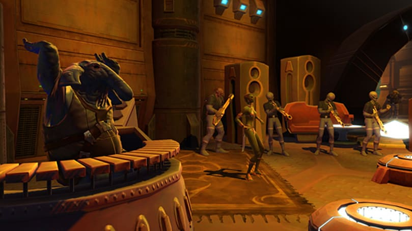 SWTOR 'make good' double XP weekend starts April 11