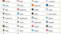 Your Social Media Fingerprint: Webseite überprüft Anzahl persönlicher Logins
