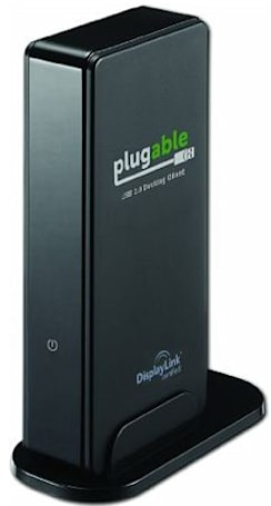 Plugable DC-125 dock turns your solitary PC into a multiple workstation powerhouse (video)