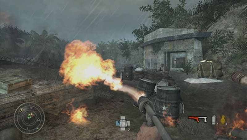 Wii sales propel Call of Duty: World at War past COD4