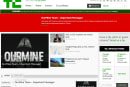 OurMine 'hackers' temporarily took over a news site