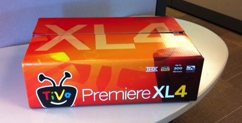 TiVo quietly rebrands the Premiere Elite DVR as the Premiere XL4 under cover of darkness