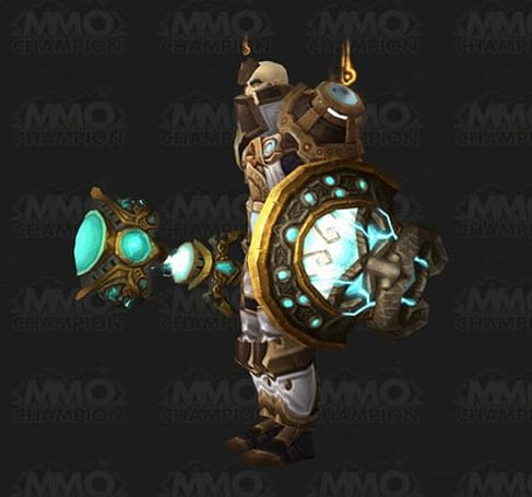 Tier 8 Ulduar weapon models previewed, Val'anyr included