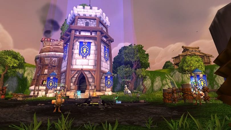 Pushing the limits of the World of Warcraft