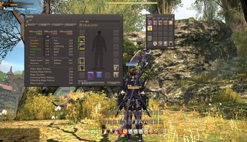 Final Fantasy XIV explains changes to money and items