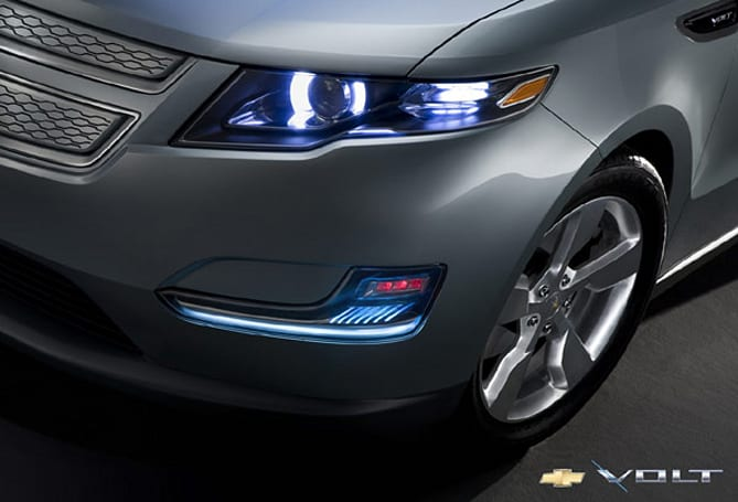 Chevy Volt coasts closer to reality, first bona fide model now in production