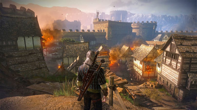 Xbox One adds backwards compatibility for 'Witcher 2' and more