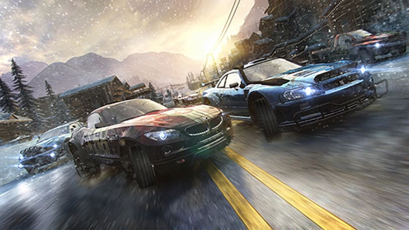 Ubisoft's The Crew: Not pre-screened for critics