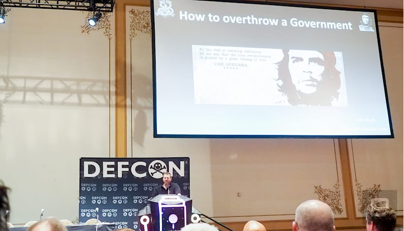 How to hack a government