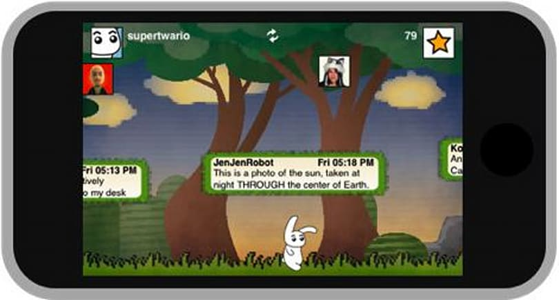 Super Twario goes where Tweetdeck fears to tread: Game Center (video)