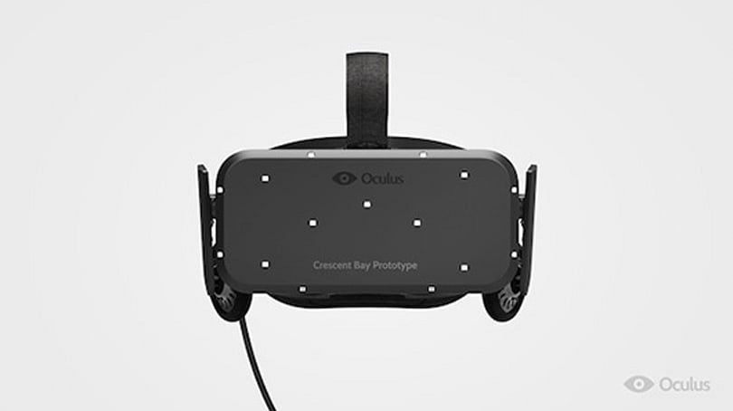 Oculus CEO: Consumer VR headset 'months, not years away'