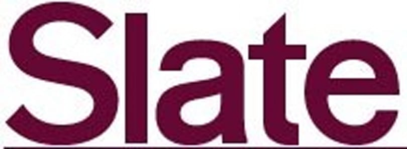 Slate comes to the iPhone, along with a lot of advertising