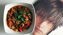 Final Fantasy XV ist auch ein Kochbuch