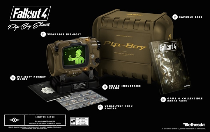 The iPhone 6 Plus won't fit Fallout 4's Pip-Boy (and I'm sad)