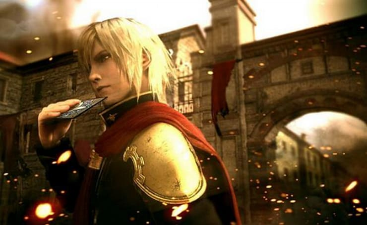 Final Fantasy Type-0 upgrades to HD on Xbox One, PS4