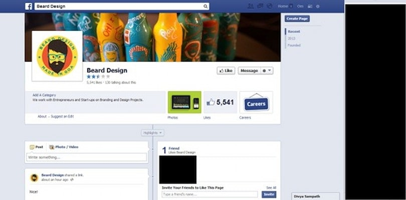 Facebook's latest test run puts star ratings on businesses' pages