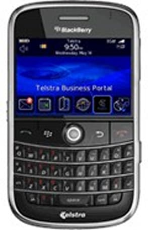 BlackBerry Bold gets Telstra's Blue Tick for having the signal strength of a champion