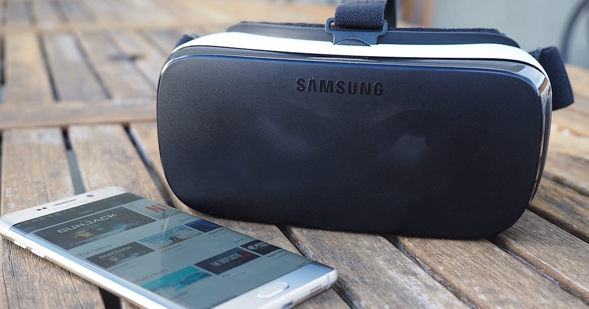 How To Get Lyft Amp >> Samsung Gear VR review (2015): A no-brainer if you own a Samsung phone