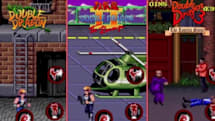 Double Dragon Trilogy returns on smartphones, along with your wasted youth