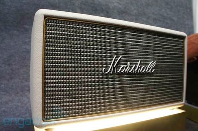 Marshall shows off its mini Stanmore speakers at IFA (eyes-on)