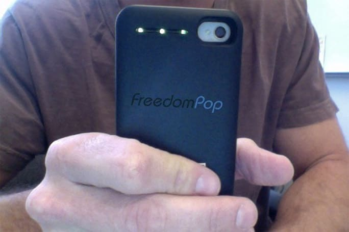 FreedomPop plans to give away mobile internet, still make money somehow
