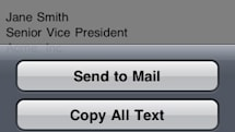 TextExpander available for iPhone/iPod touch
