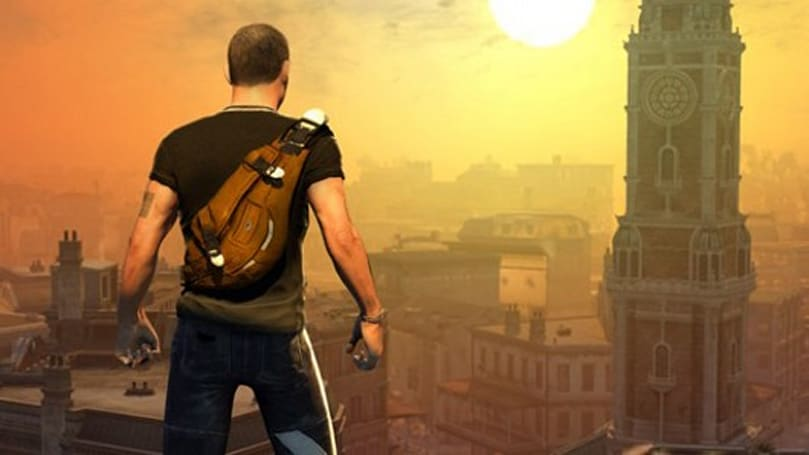 inFamous 2 'Hero Edition' appears briefly on Amazon, includes Cole's bag
