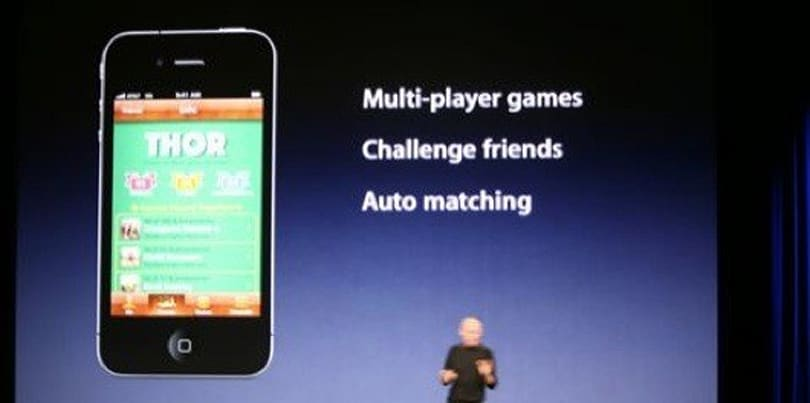 Games updated for Game Center (soon)