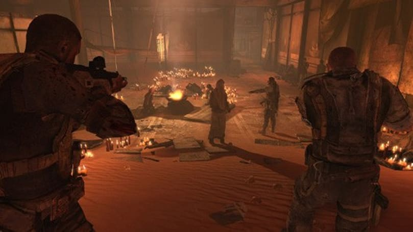 Spec Ops: The Line now arriving in 'Spring 2012'