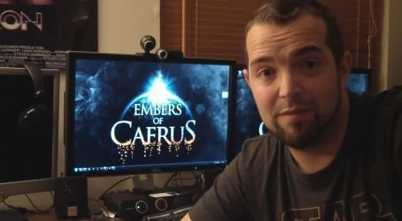 Embers of Caerus videos cover player stats and dynamic ecology