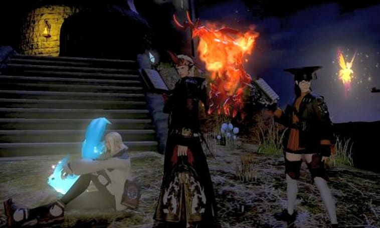 E3 2013: Final Fantasy XIV shows off the vicissitudes of FATE and the new jobs