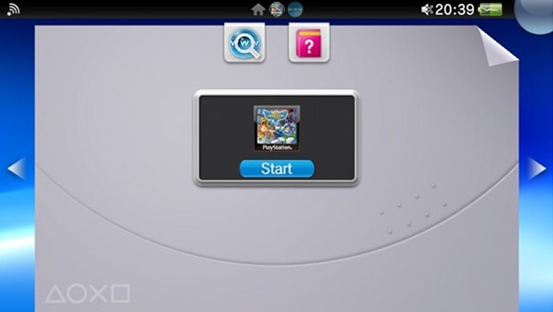 PSOne Classic for Vita released early in Europe, doesn't work yet