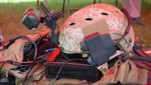 Navy AR goggles turn a golf course into a battleground