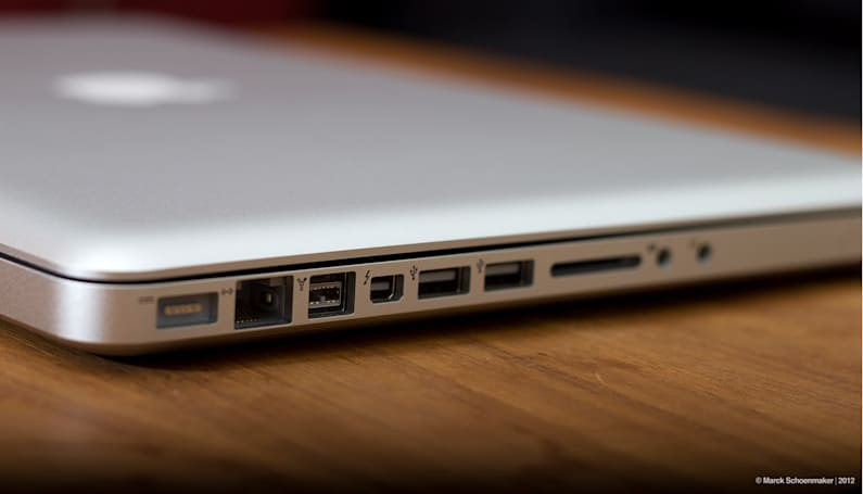 Thunderbolt vulnerability leaves Macs at risk, researcher finds