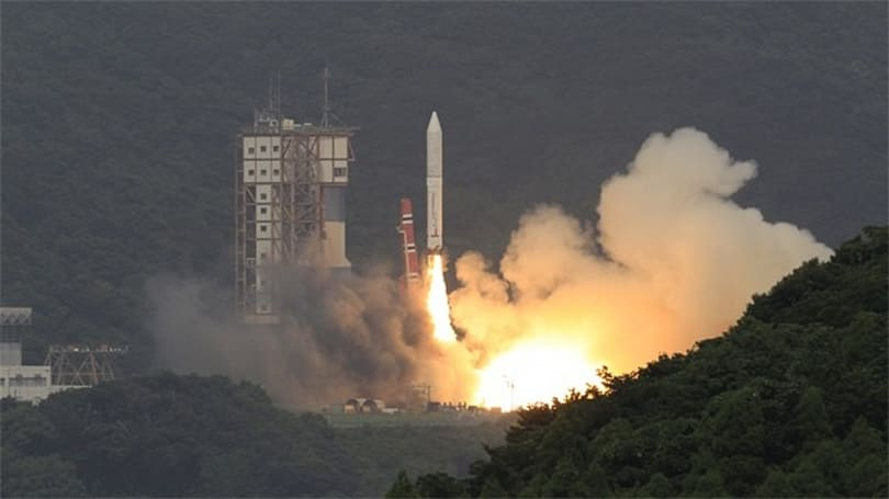 Japan's Epsilon rocket with onboard AI successfully launches