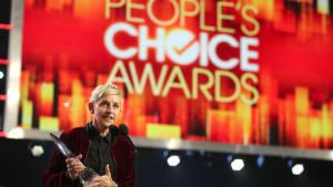 Ellen Degeneres Makes History