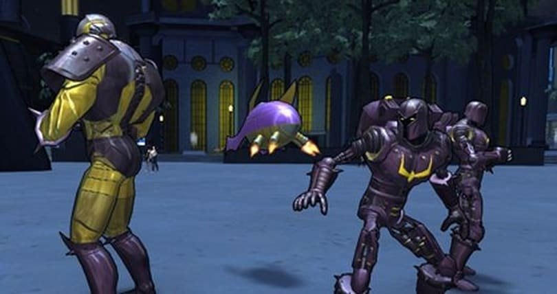 Champions Online suffers from an invasion... again