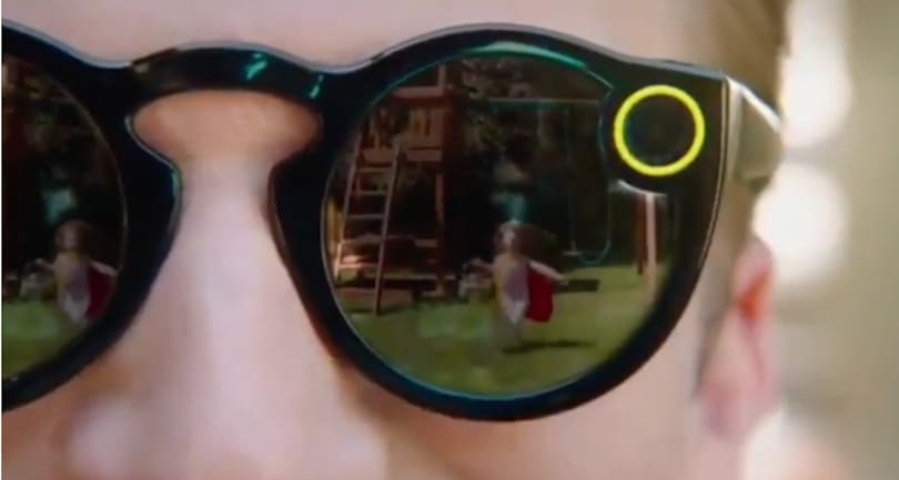 'Spectacles by Snapchat' leak shows camera-equipped sunglasses