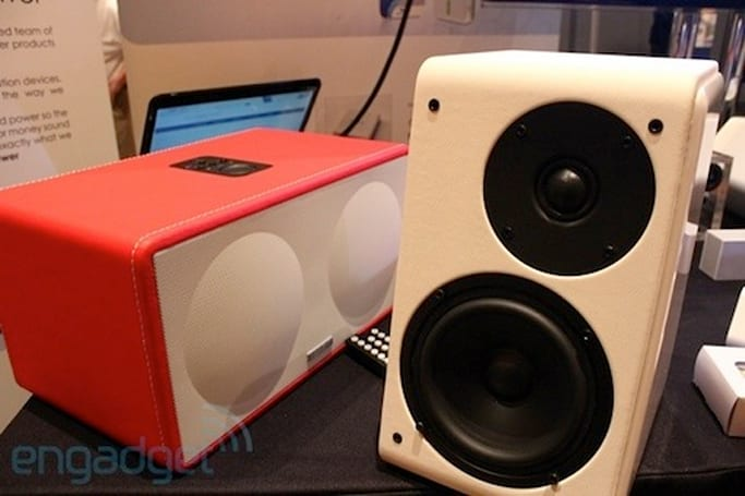 Beatpower enters the HiFi Bluetooth speaker fray, introduces speakers with panache (hands-on)