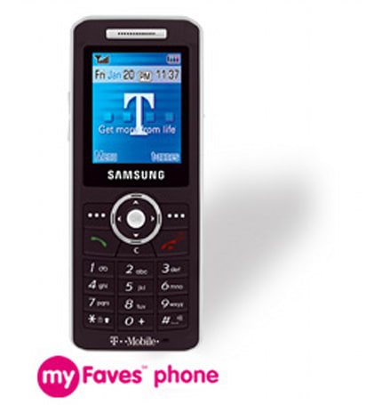 T-Mobile beautifies Samsung T509 with T509s