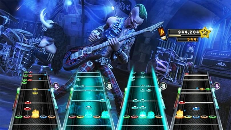 Guitar Hero 5 and Band Hero: December DLC