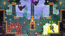 Local multiplayer mayhem comes to Xbox One with 'TowerFall Ascension'
