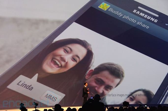 Samsung announces buddy share feature, automatically sends photos to friends and family for you
