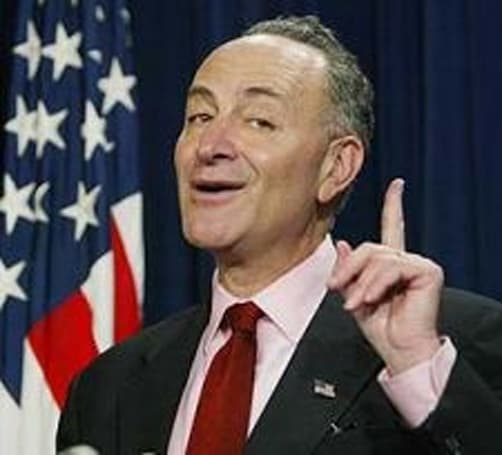 Chuck Schumer writes open letter to Steve Jobs