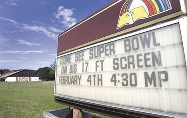 NFL still clamping down on churches for illegal Super Bowl parties