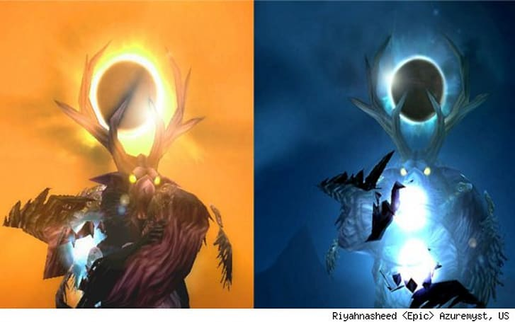 Shifting Perspectives: Eclipse, AOE, and energy gains